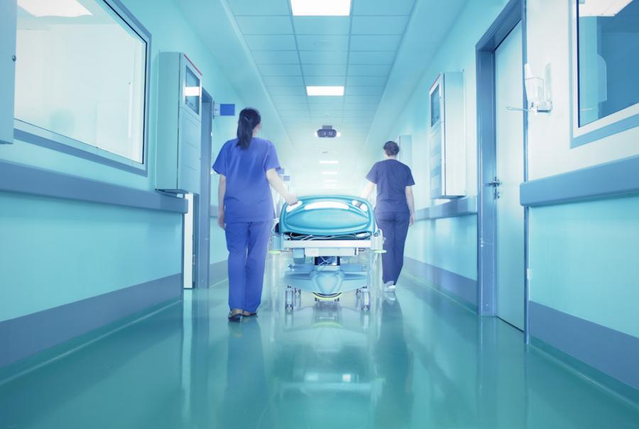 Preventing Legionella outbreaks in healthcare facilities