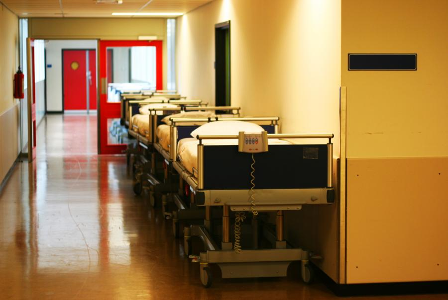 Hospital Water Taps Contaminated Bacteria Bluewater Research