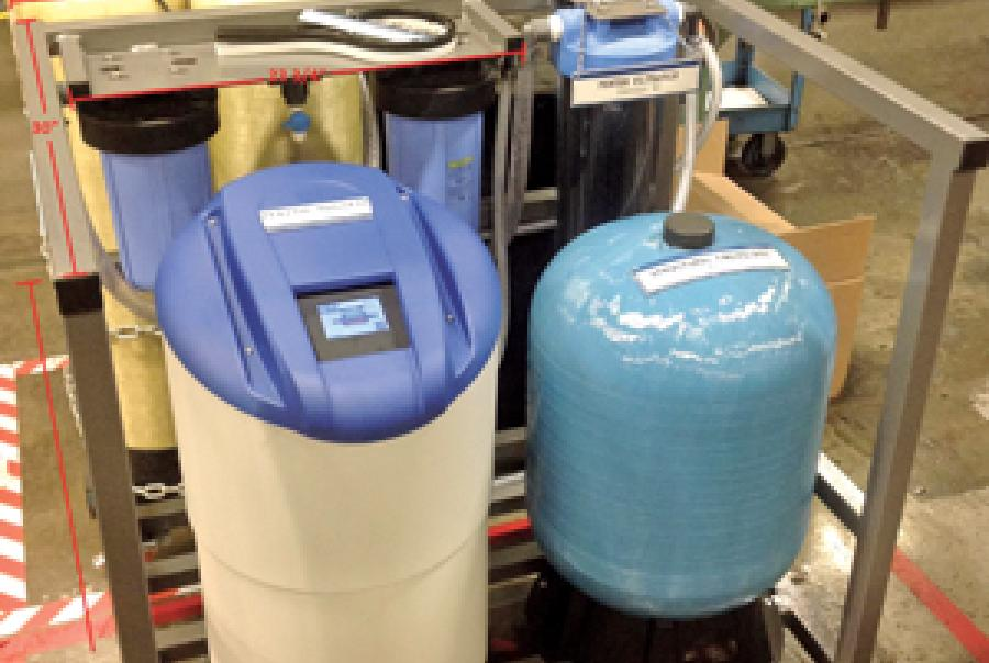 point of entry POE pentair water treatment