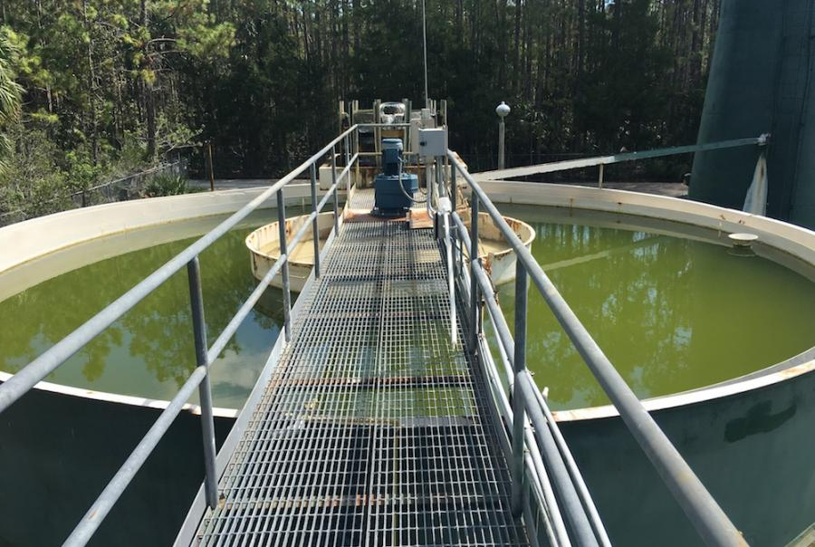 The Plantation Bay Water Treatment Plant  serves approximately 1,600 residents.