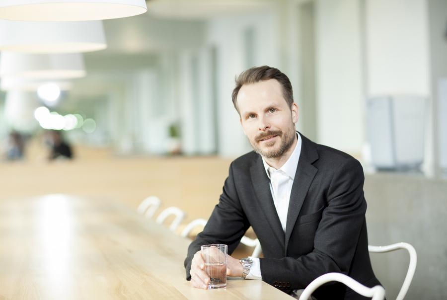 Mattias Westerberg joins Bluewater as CEO
