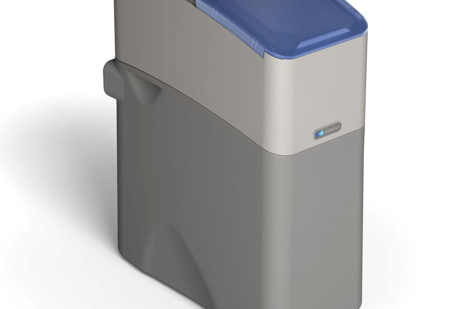 Kinetico Essential Series Water Softener Single-Tank System Non-Electric