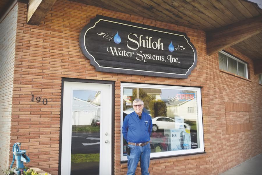 Mike Lowrie founded Shiloh Water Systems in 1999 after more than 20 years in the water industry.