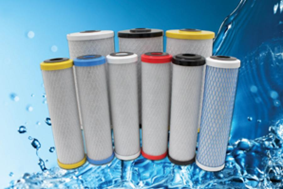 Carbon Block Filters Provide Protection from Lead & Other Contaminants