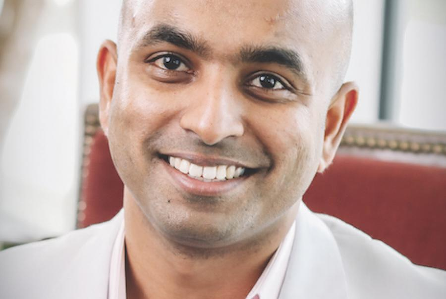 Varun Gowda headshot