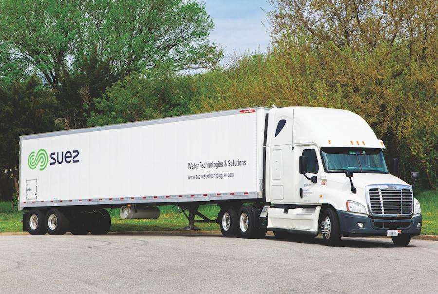 Mobile treatment units mitigate chemical upset at Springfield, Ill., plant