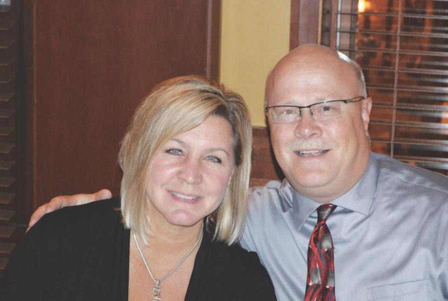 Linda and Vince Kent, treasurer and president for Abendroth Water Conditioning, respectively, have run the family business for 25 years.
