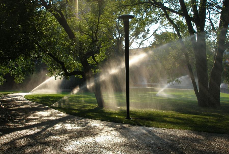 EPA WatersSense Landscape Irrigation Sprinkler Specification