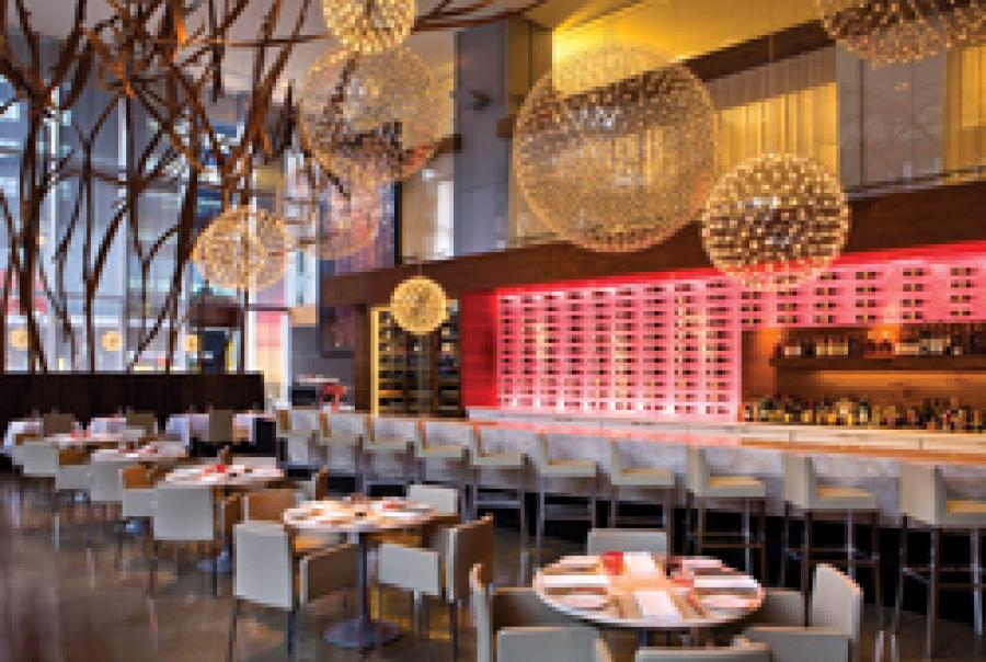 point of entry commercial restaurant condominums