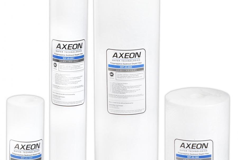 axeon_sediment depth filters