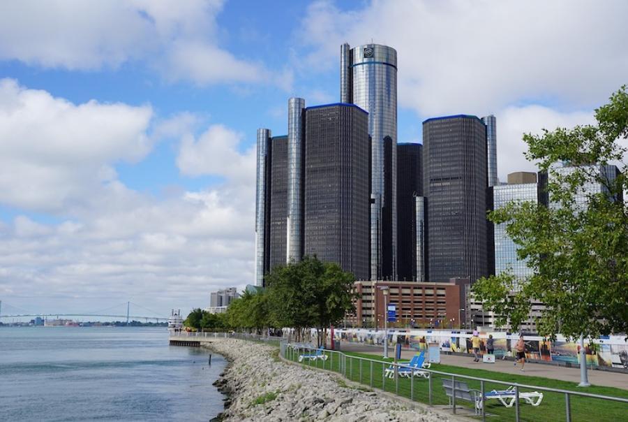 More than 112,000 Detroit homes had water shut off sometime between 2014 & 2018