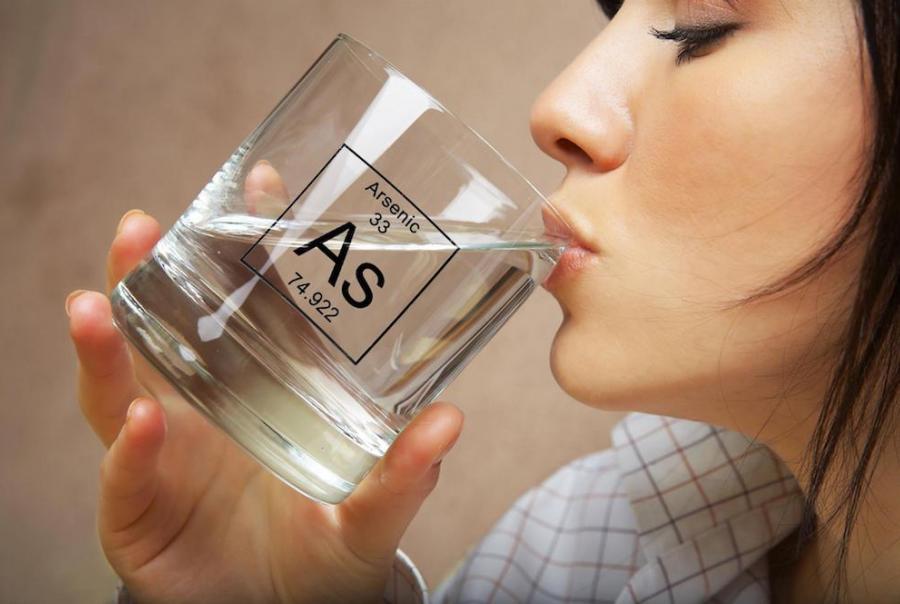 Arsenic contamination poses modern risks