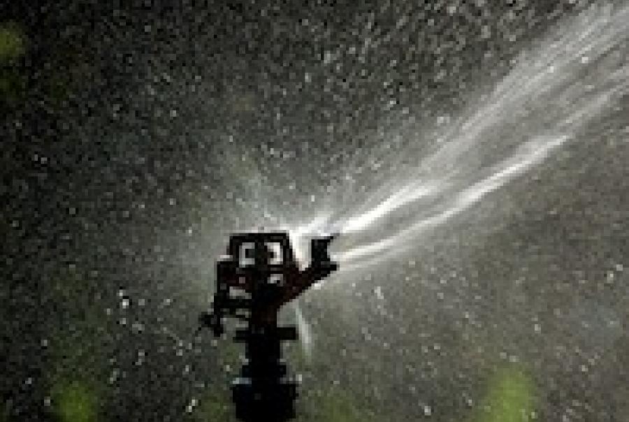 treated greywater irrigation reuse Ben-Gurion University of the Negev