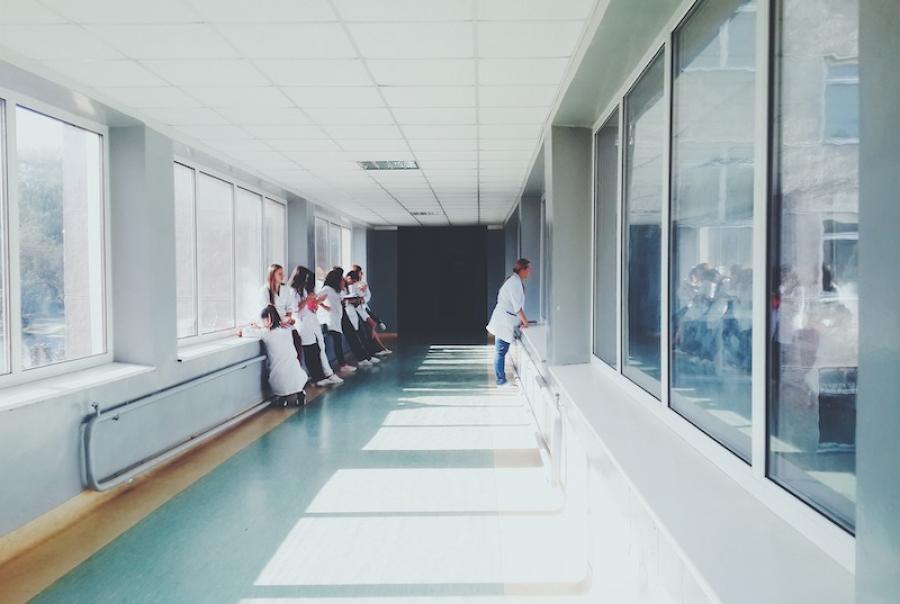 Michigan hospital, Legionella, Legionnaires