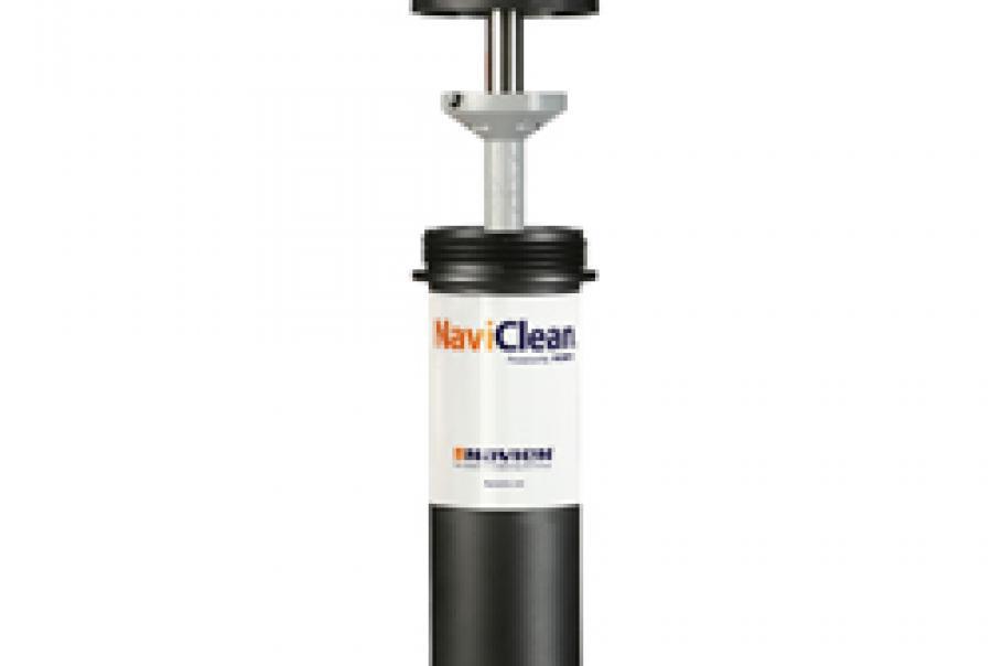 navien boiler filter
