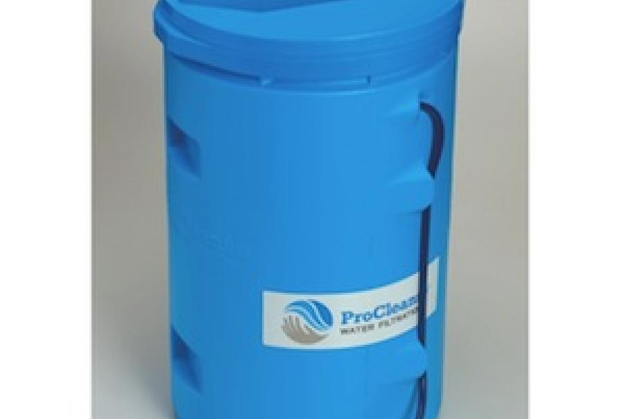 procleanse_pou drinking water filtration system