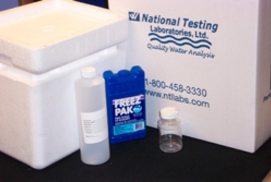 legal baseline testing kit national testing labs