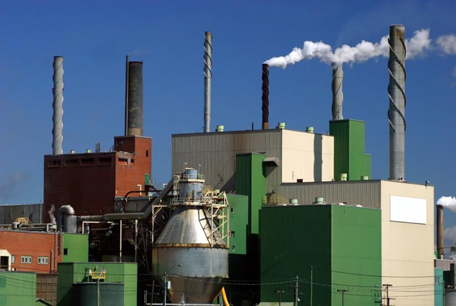 Paper Factory, Water Quality, Fouling