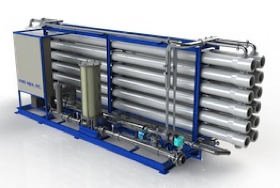 pure aqua_industrial ro system