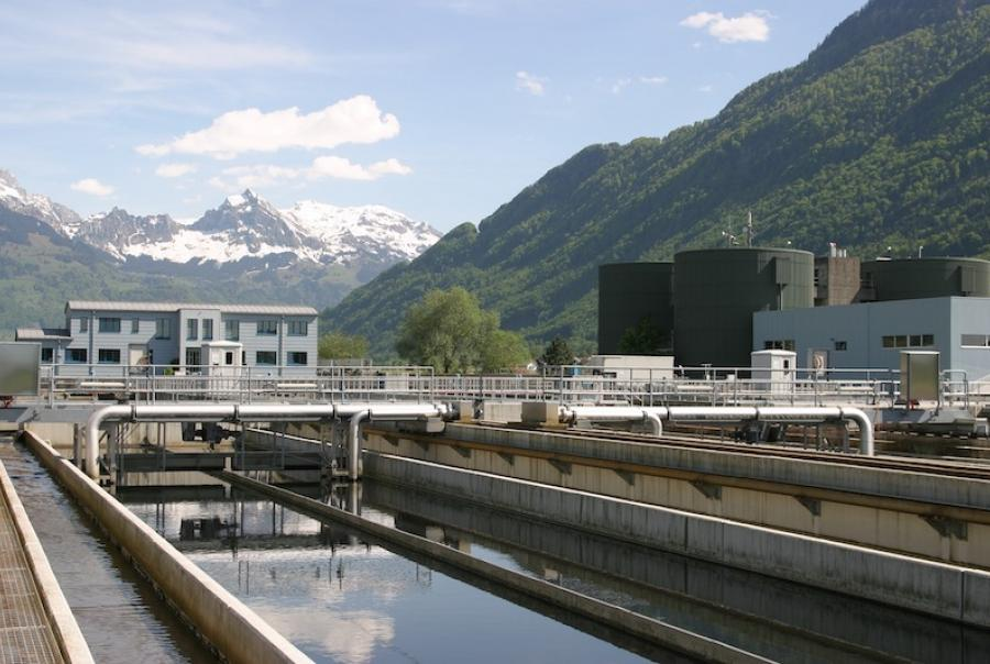 Treatment plant will house nanofiltration system
