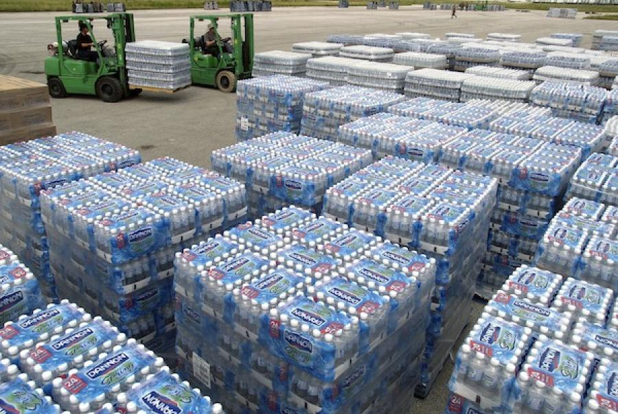 Poland Spring announces plan to use recycled plastic for water containers