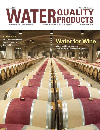 water quality product january 2013