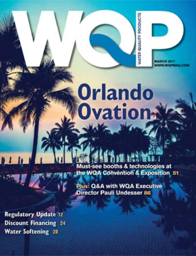 water quality products, wqp, magazine, march, 2017
