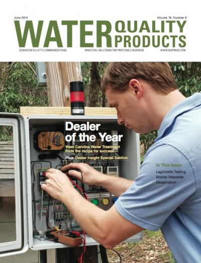 water quality products_june 2014 cover