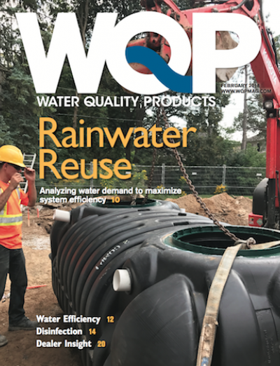 February 2018 WQP