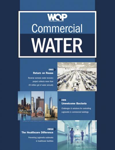 Commercial water supplement winter 2019