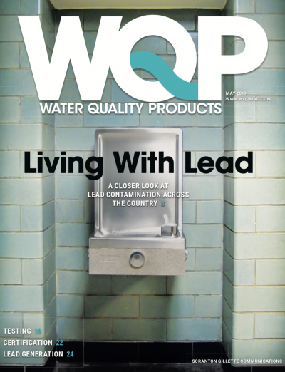 May 2019 issue of Water Quality Products