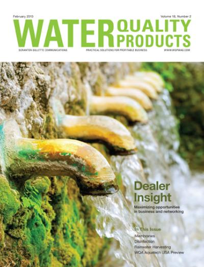 water quality products february 2013