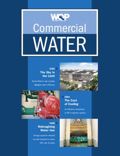 Commercial Water Summer 2019 cover