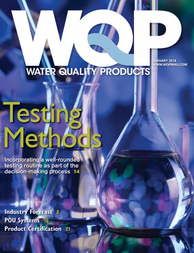 WQP January 2018 cover