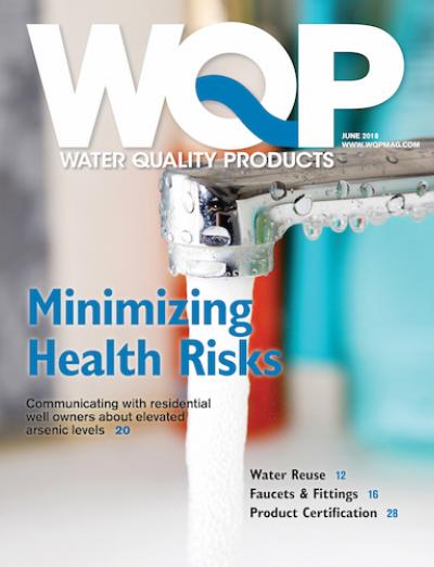 June 2018 issue of Water Quality Products magazine