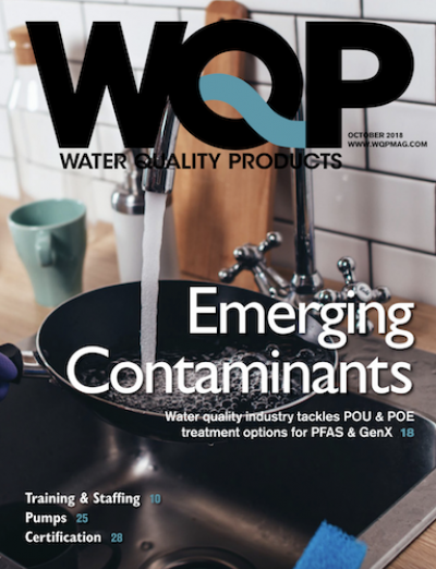 Water Quality Products issue October 2018