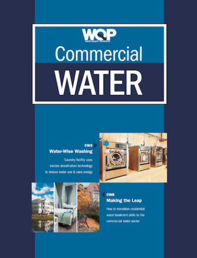 Water Quality Products commercial water segment fall 2018