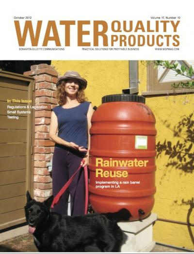 october 2012 water quality products