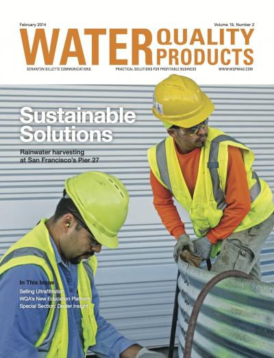 water quality products_february 2014