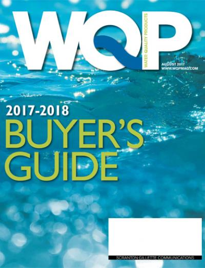 Water Quality Products August issue