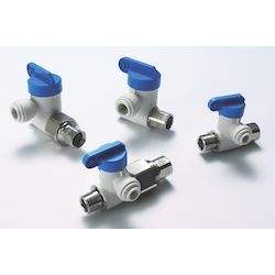 Angle stop adapter valve