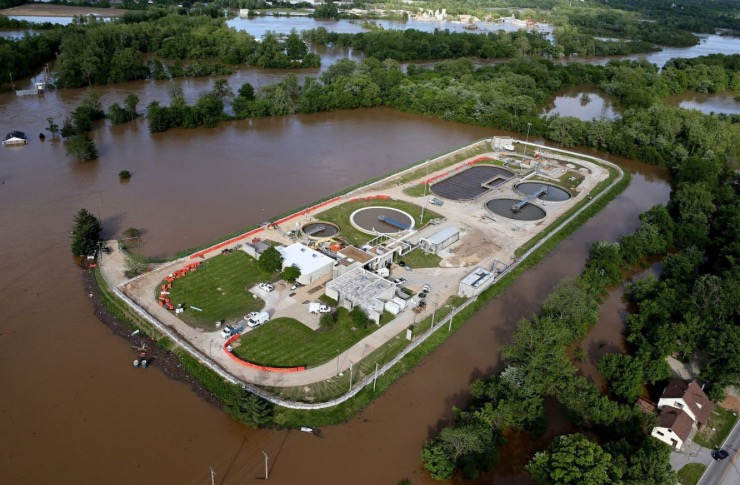 St. Louis MSD Protects Facilities From Flooding