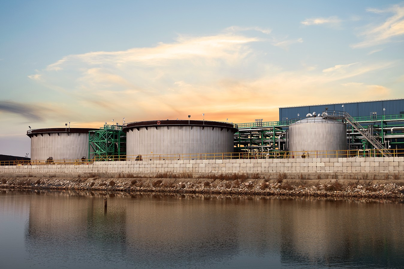 Co-op Refinery Complex named Industrial Water Project of the Year