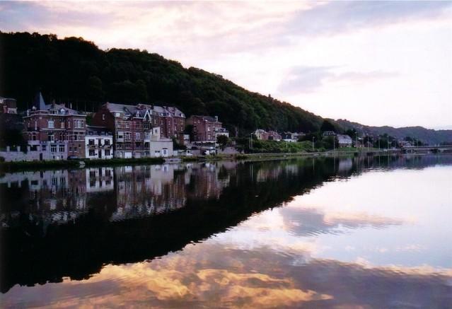Belgium, water
