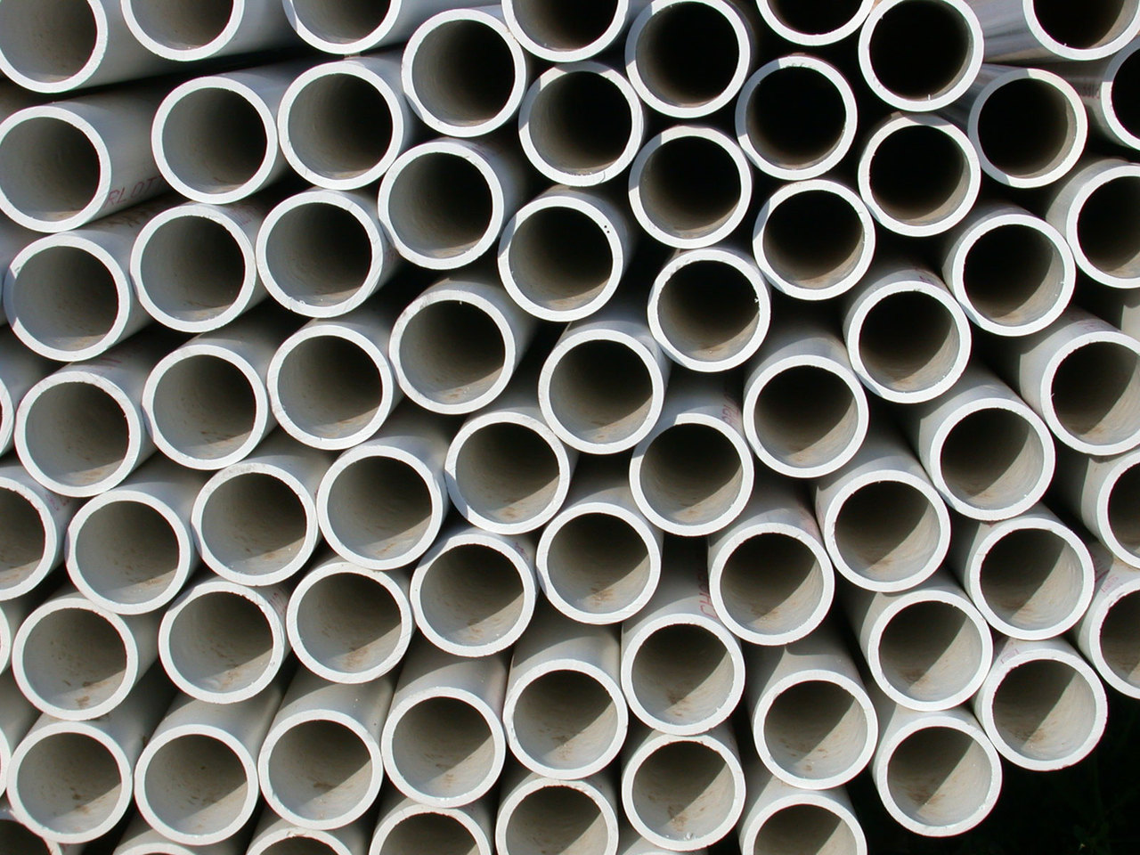PVC pipe, ductile iron pipe, life cycle cost analysis, university of Michigan