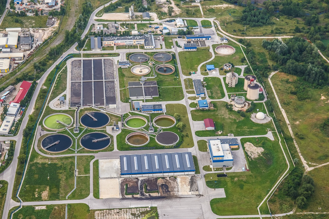 Scientists develop green technology for wastewater treatment