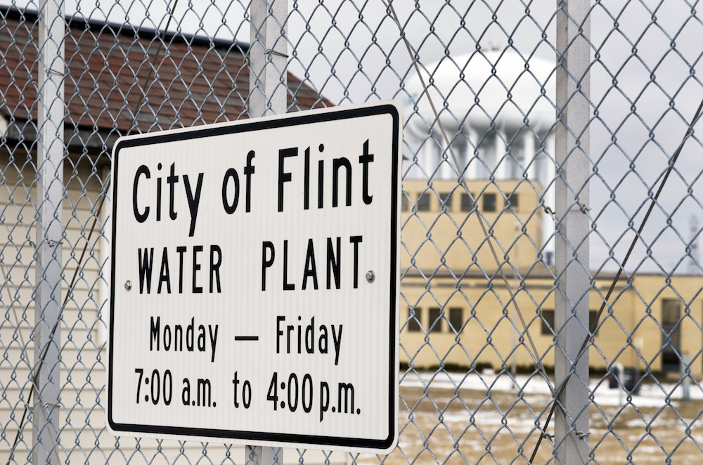 Brett Quillen writes on the continuing water troubles plaguing Flint, Mich.