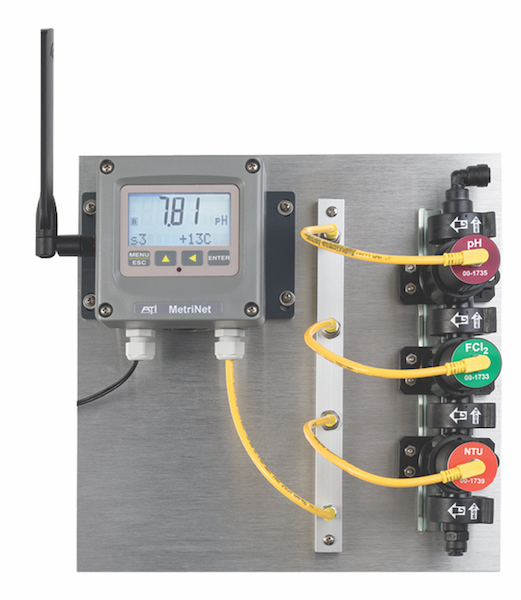 Remote Monitoring System Adapts to Site Requirements