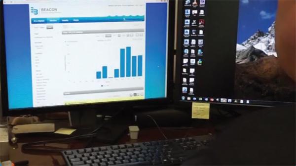 Combination of technologies allows North Carolina utility precise measurements