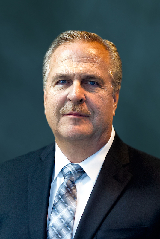 Barry Lassiter, VP Operations at MFG Chemical.
